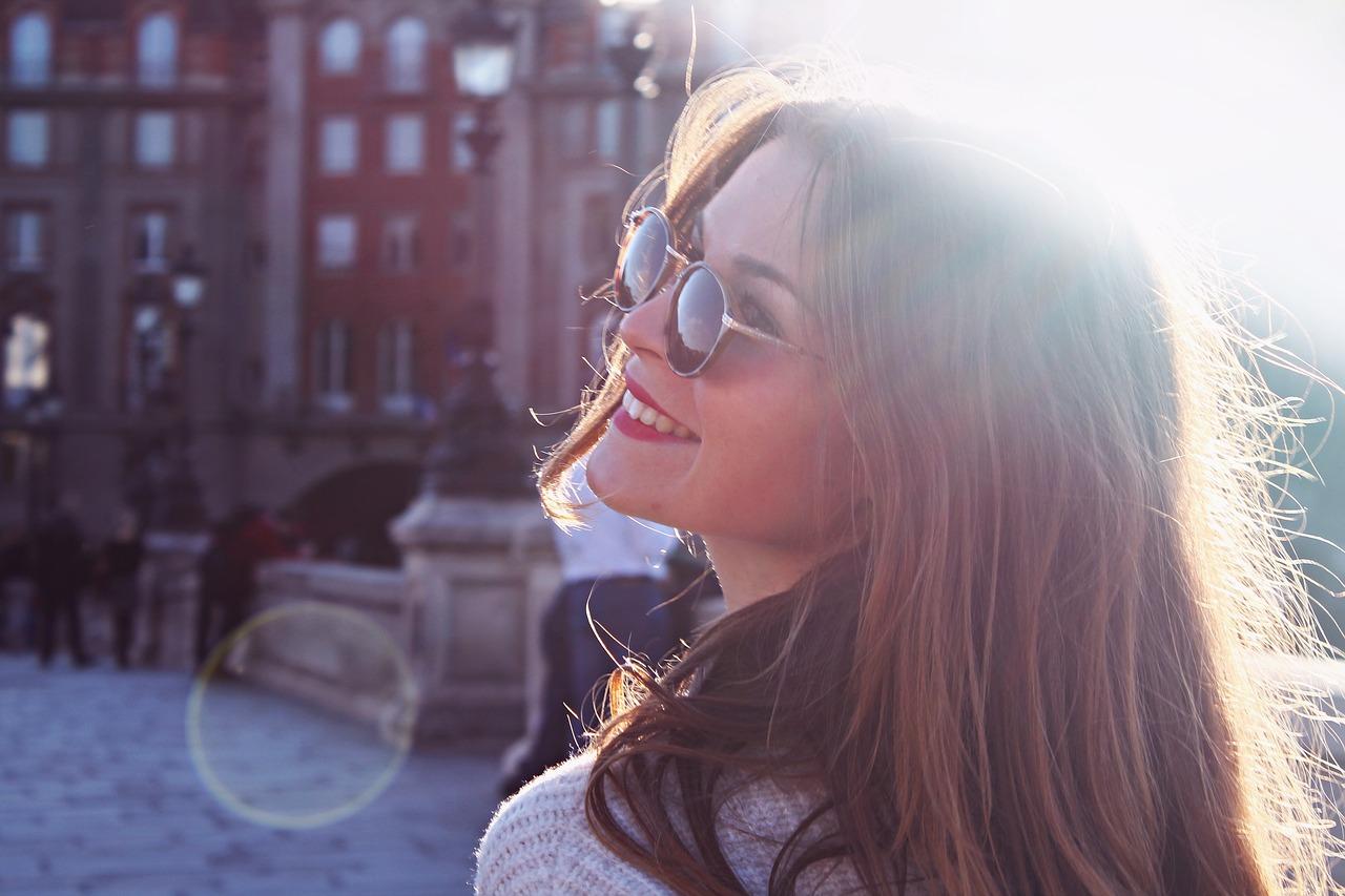 Tendência de óculos de sol para 2018