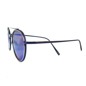 Óculos de Sol Espelhado Azul Azul B88-396
